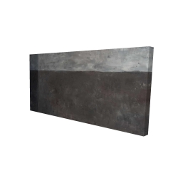 Canvas 24 x 48 - 3D - Shades of gray