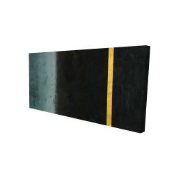 Canvas 24 x 48 - 3D - Twilight