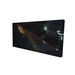 Canvas 24 x 48 - 3D - Downtown