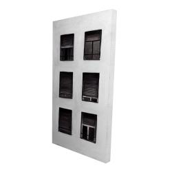 Canvas 24 x 48 - 3D - Windows