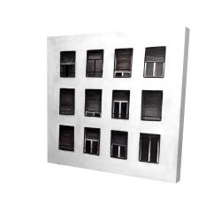 Canvas 24 x 24 - 3D - Windows