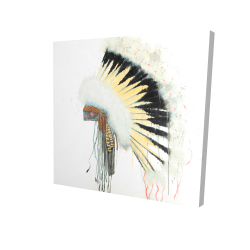 Amerindian headdress