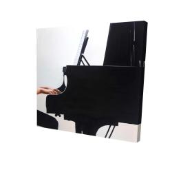 Canvas 24 x 24 - 3D - Melody