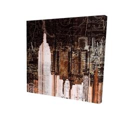 L'empire de new york