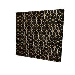Canvas 24 x 24 - 3D - Symmetry