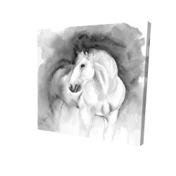 Canvas 24 x 24 - 3D - Beauty