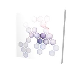 Canvas 24 x 24 - 3D - Alveoli