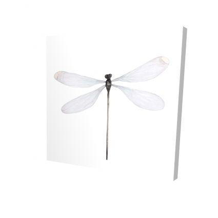 Minimalist dragonfly