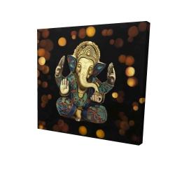 Toile 24 x 24 - 3D - Ganesh