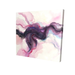 Canvas 24 x 24 - 3D - Celestial body