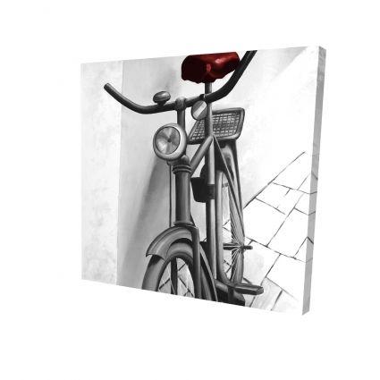 Abandoned bicycle