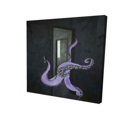 Octopus street art
