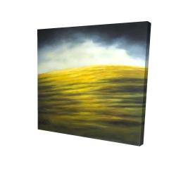 Canvas 24 x 24 - 3D - Hillock