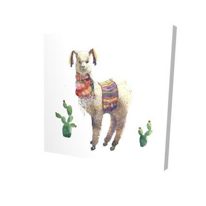 Lama parade