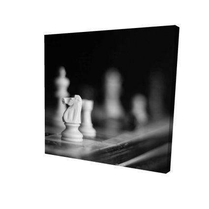 Monochrome chess games