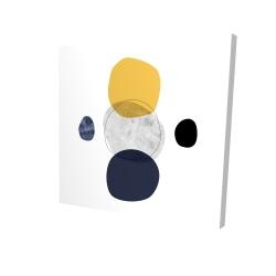 Canvas 24 x 24 - 3D - Spheres