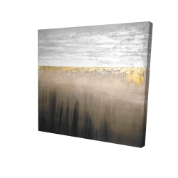 Canvas 24 x 24 - 3D - Gilding