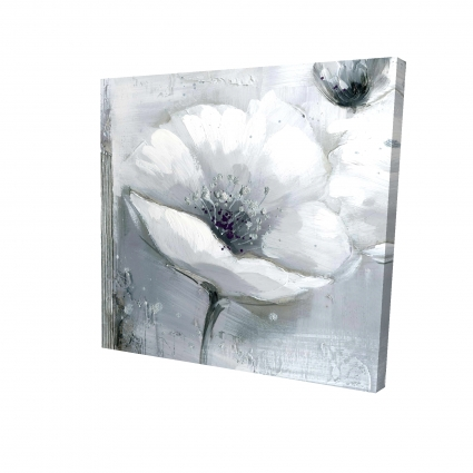 Grayscale flowers