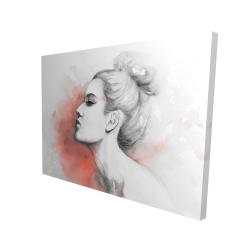 Canvas 36 x 48 - 3D - Deliberation