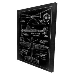 Airplane construction plan