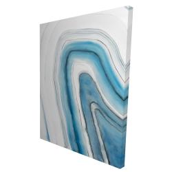 Canvas 36 x 48 - 3D - Round geode
