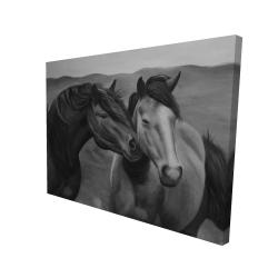 Canvas 36 x 48 - 3D - Tenderness