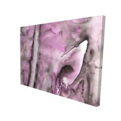 Canvas 36 x 48 - 3D - Purple