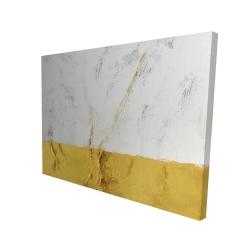 Canvas 36 x 48 - 3D - Golden shine