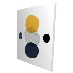 Canvas 36 x 48 - 3D - Spheres