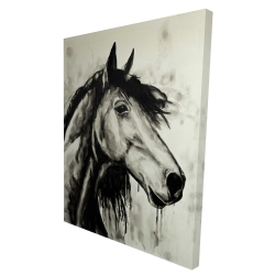 Canvas 36 x 48 - 3D - Spirit horse