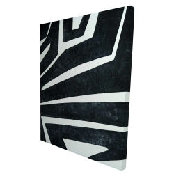Canvas 36 x 48 - 3D - Labyrinth