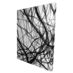 Canvas 36 x 48 - 3D - Connection
