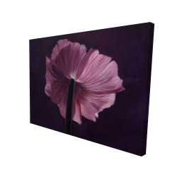 Canvas 36 x 48 - 3D - Purple petals