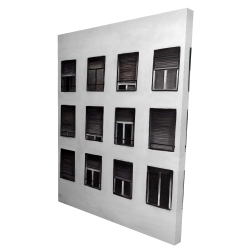 Canvas 36 x 48 - 3D - Windows