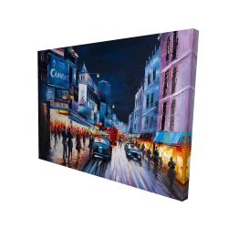 Canvas 36 x 48 - 3D - Cabaret evening