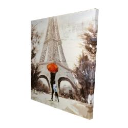 Canvas 48 x 60 - 3D - Sweet moment