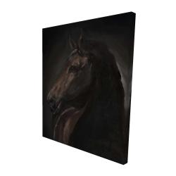 Canvas 48 x 60 - 3D - Spirit