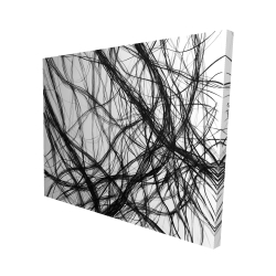 Canvas 48 x 60 - 3D - Connection