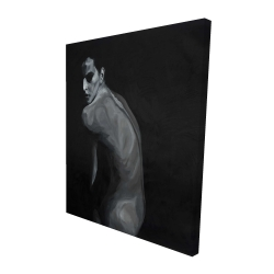 Canvas 48 x 60 - 3D - Denuded
