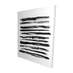 Canvas 48 x 60 - 3D - Hatching
