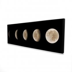 Framed 16 x 48 - 3D - Eclipse