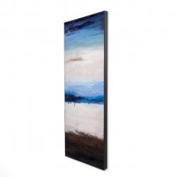 Framed 16 x 48 - 3D - Colors of the beach