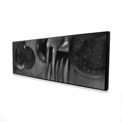 Framed 16 x 48 - 3D - Kitchen tools