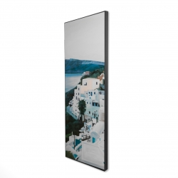 Framed 16 x 48 - 3D - Travel in greece
