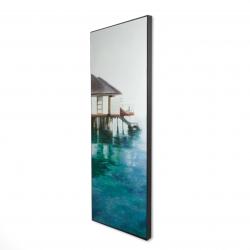 Framed 16 x 48 - 3D - Dream travel