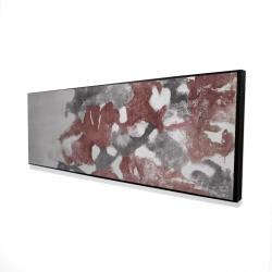 Framed 16 x 48 - 3D - Erosion