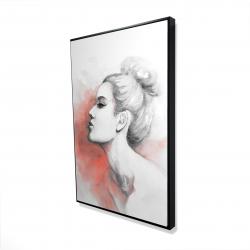 Framed 24 x 36 - 3D - Deliberation