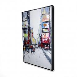 Framed 24 x 36 - 3D - Time square