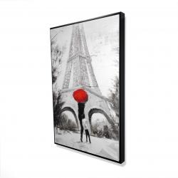 Framed 24 x 36 - 3D - Sweet moment