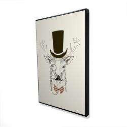 Framed 24 x 36 - 3D - Aristocrat roe deer